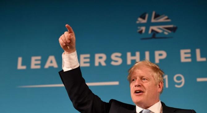 Проучване: Борис Джонсън води с голяма разлика в надпреварата за лидерския пост