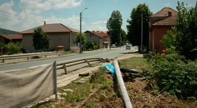 Искат обезопасяване на пътя край Ловешко