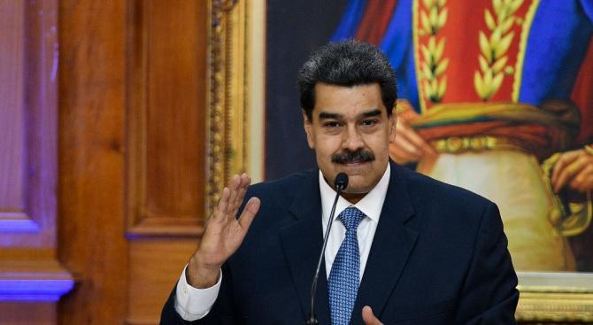 САЩ наложиха санкциина сина на венецуелскияпрезидент Мадуро