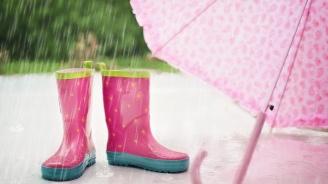 Времето днес - краткотрайни валежи и гръмотевични бури