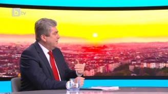 Георги Първанов: Няма да е излишно партиите да са на диета