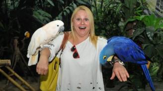 Екзотична изложба на птици от три континента идва в Бургас
