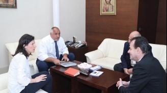 Борисов обсъди с румънския си колега Людовик Орбан по-активно партийно сътрудничество