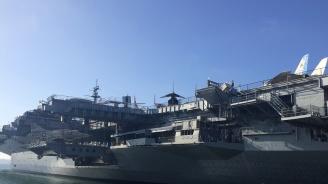 Нов амфибиен кораб на американските ВМС е пристигнал в района на Близкия изток