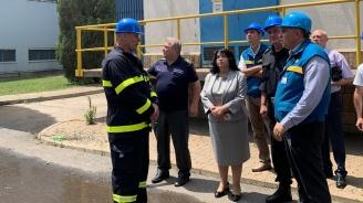 Теменужка Петкова: Пожарът в ''Марица-изток'' 2 няма да се отрази на сигурността на енергийната система