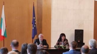 Продължава посещението на българската парламентарна делегация в Русия