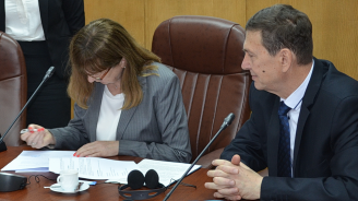 Институтът по криминалистика към МВР и норвежката Национална служба за криминално разследване подписаха партньорско споразумение