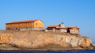 Пристанището на остров Света Анастасия ще бъде разширено