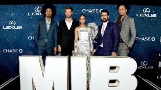 """""""Мъже в черно: Глобална заплаха"""" е най-гледаният филм у нас"""