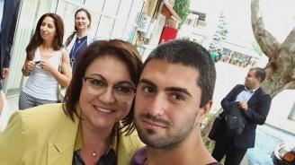 Нинова в Сливен: Областта се нуждае от инвестиции
