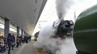 Пожар е горял във вагон от влака по линията Варна-София