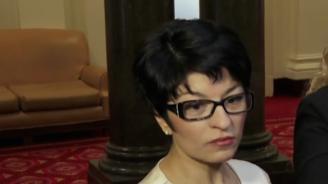 Десислава Атанасова: Стоим твърдо на позицията си за 1 лев партийна субсидия