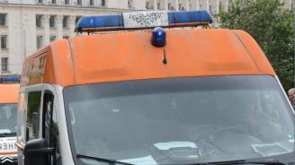 Дете падна от 8-ия етаж на блок в Пловдив