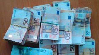 """Спипаха контрабандна валута за над 215 000 левана ГКПП """"Капитан Андреево"""""""