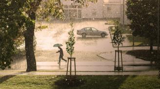 Пороен дъжд наводни мазета и къщи в общините Свищов и Златарица