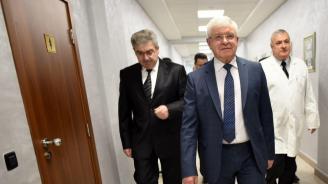 Ананиев представя на болниците Методиката за формиране на разходите за персонал