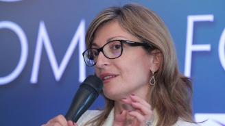 Екатерина Захариева: ЕС няма да реши отвън проблемите на Западните Балкани