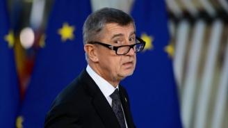 Чешкият кабинет оцеля във вот на недоверие