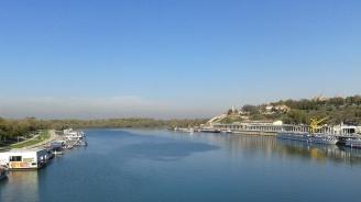 Белград с ново международно пристанище за пътнически кораби от август