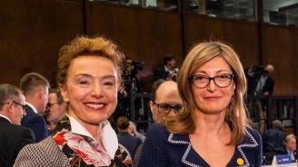Захариева поздрави вицепремиера и външен министър на Хърватия за назначаването ѝ за ген. секретар на Съвета на Европа