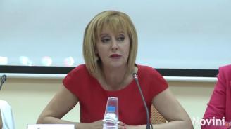 Мая Манолова: Не машините, а организаторите издъниха изборите