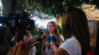 Ангелкова: Правим масирани проверки на екскурзоводи по Черноморието