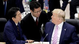 Тръмп предложи среща на Ким на границата между Кореите