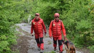 Възрастен мъж оцеля пет нощи под открито небе в Еленския Балкан