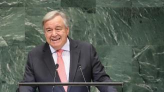 Генералният секретар на ООН: Нужни са спешни действия, за да се избегне климатична катастрофа