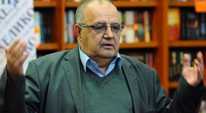 НИМ ще отбележи 1 година от кончината на проф. Божидар Димитров