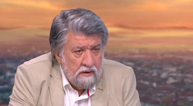 Вежди Рашидов: Други пари ще управляват при намаляване на партийните субсидии