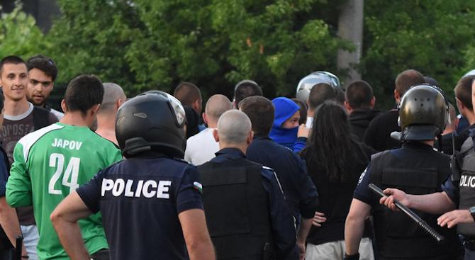 Скандал между четирима в циганския квартал на Кюстендил