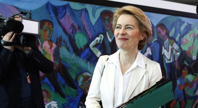 Кратка справка за предложената за нов председател на ЕК Урсула фон дер Лайен