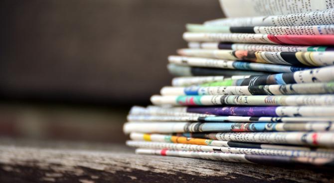 Италианец, който събира вестници от 10-годишен, постави рекорд на Гинес