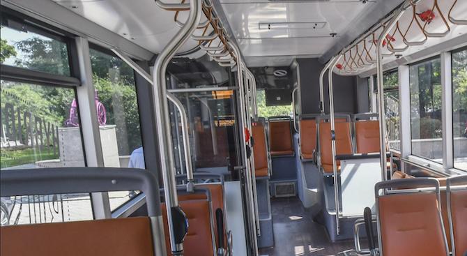Временно е променен маршрутът на автобусите по линия 204 заради