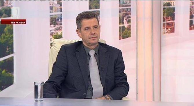 Зам.-председателят на Българския енергиен форум - БЕФ Антон Иванов коментира