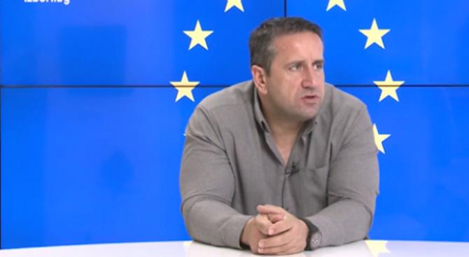 Георги Харизанов: В ГЕРБ няма да има чистка