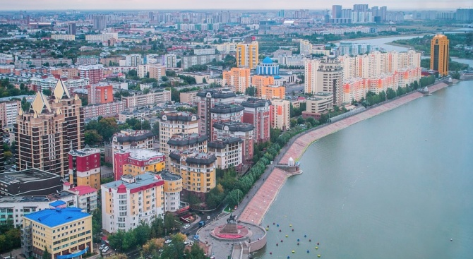 Десетки задържани при антиправителствени протести в Казахстан