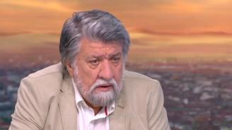 Вежди Рашидов: Усеща се липсата на Цветан Цветанов в парламента