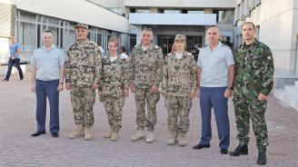 ВМА изпрати нов екип в Мали