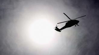 Германски военен хеликоптер се разби в гориста местност, загинала е една жена