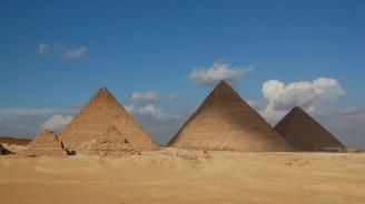 За египетските пирамиди е ползван метал от Черноморския район