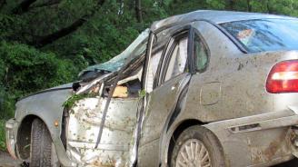 Катастрофа в Добрич: Една жена е ранена