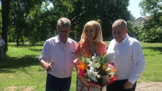 Аврамова: Изпълнителната власт създава условия за инвестиции в Северозападна България