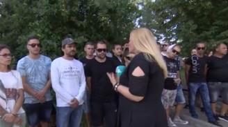 Протест срещу кмета на Костинброд след катастрофа със загинал моторист