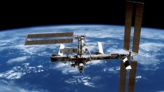 Орбитата на МКС беше коригирана