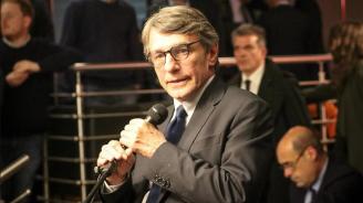 Давид Сасоли е новият председател на ЕП