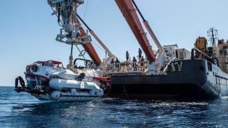 Русия засекрети данните за взрива с атомната подводница в Баренцово море
