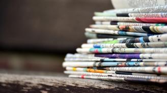 Колекционер постави световен рекорд с 1444 различни вестника