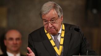 Гутериш призова за независимо разследване на ударите, при които в Либия загинаха мигранти